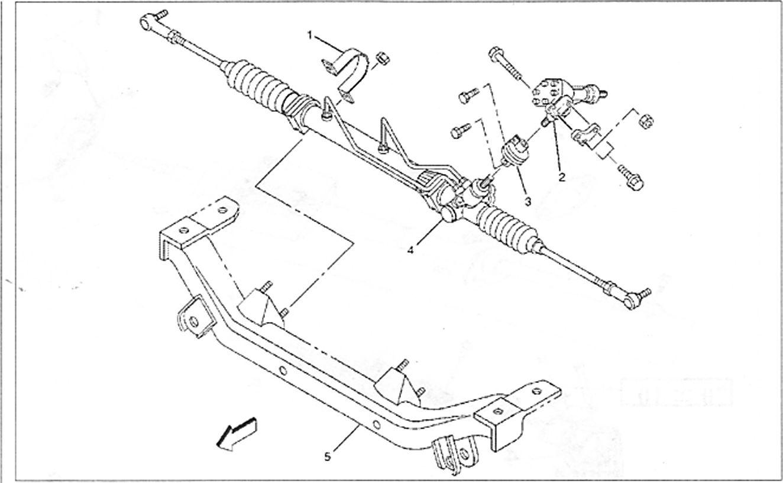Ремонт рулевой рейки на ховер своими руками 20
